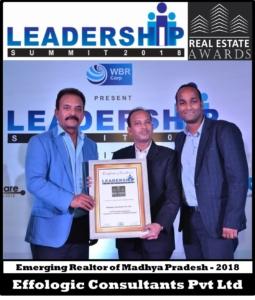 Effologic Wins the Best Consultant Award